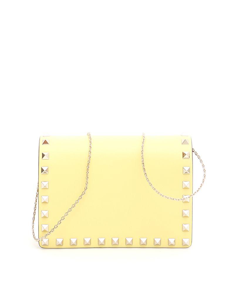 Valentino Mini Rockstud Bag - JONQUILLE (Yellow)