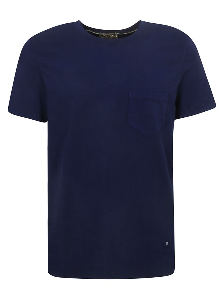 Luigi Borrelli Round Neck T-shirt - Basic
