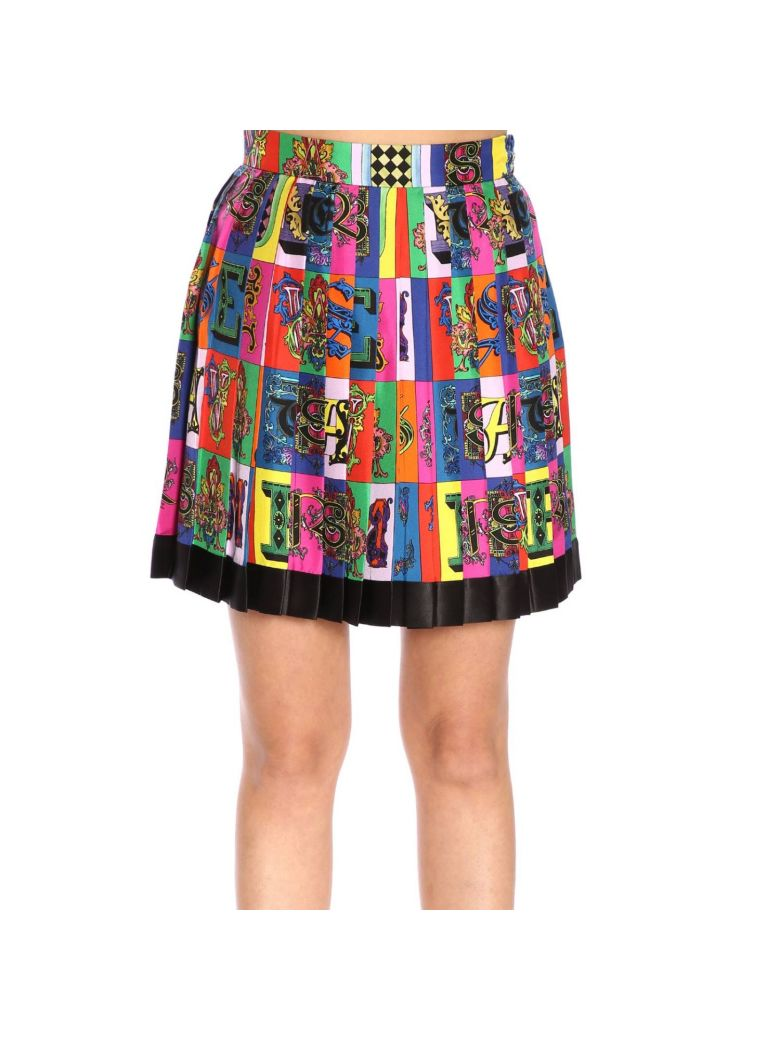 Versace Skirt Skirt Women Versace - multicolor