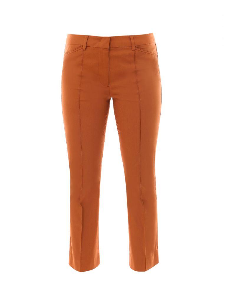 SportMax Trousers - Brown