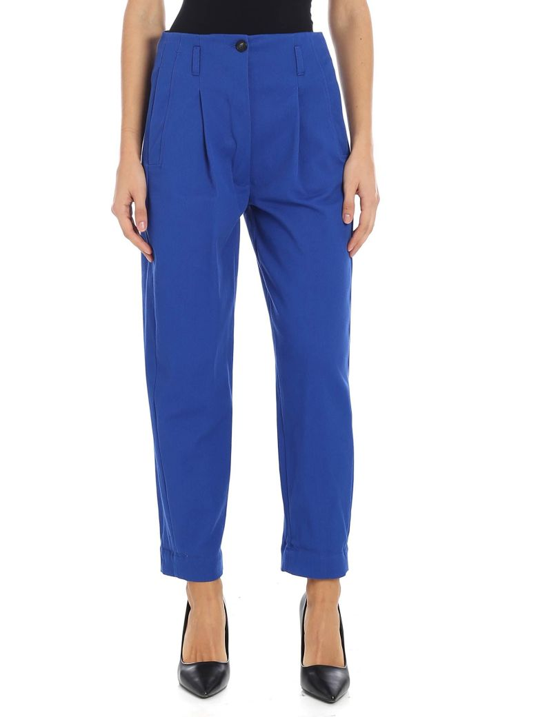 Tela Varco Trousers - Bluette
