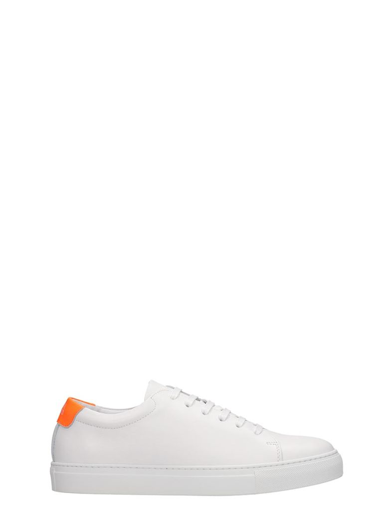 National Standard Edition 3 Sneakers In White Leather - white