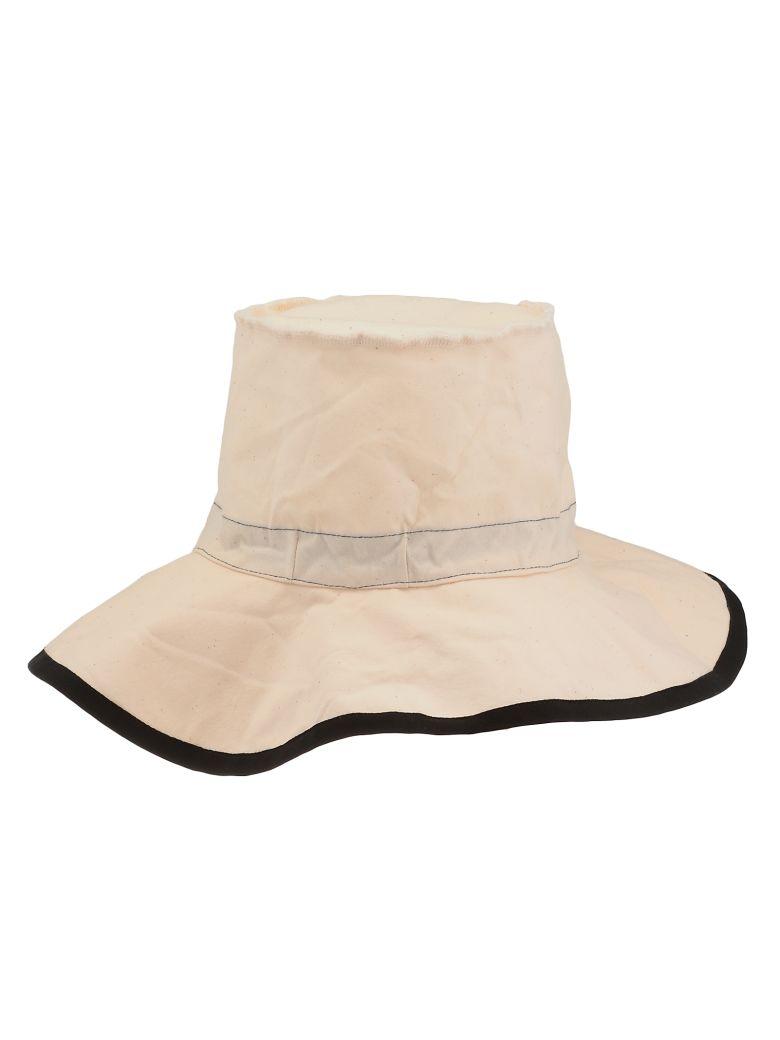 Scha Traveller Big Hat - ECRU