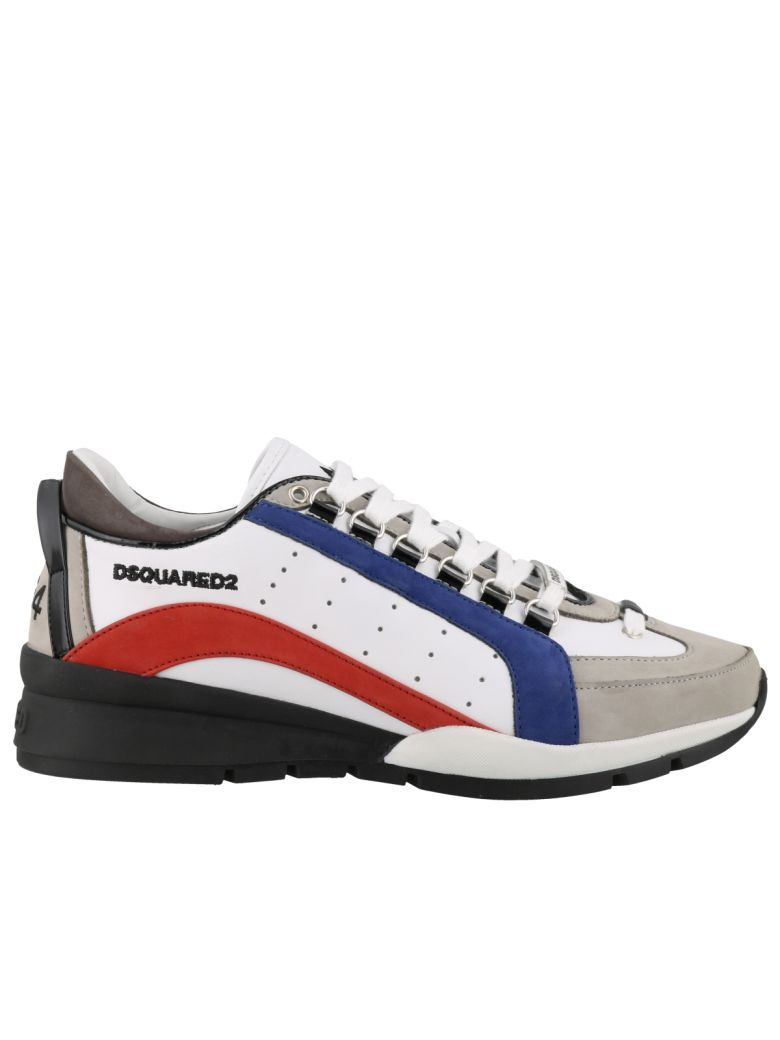 Dsquared2 Sneaker 551 - White/red/blue