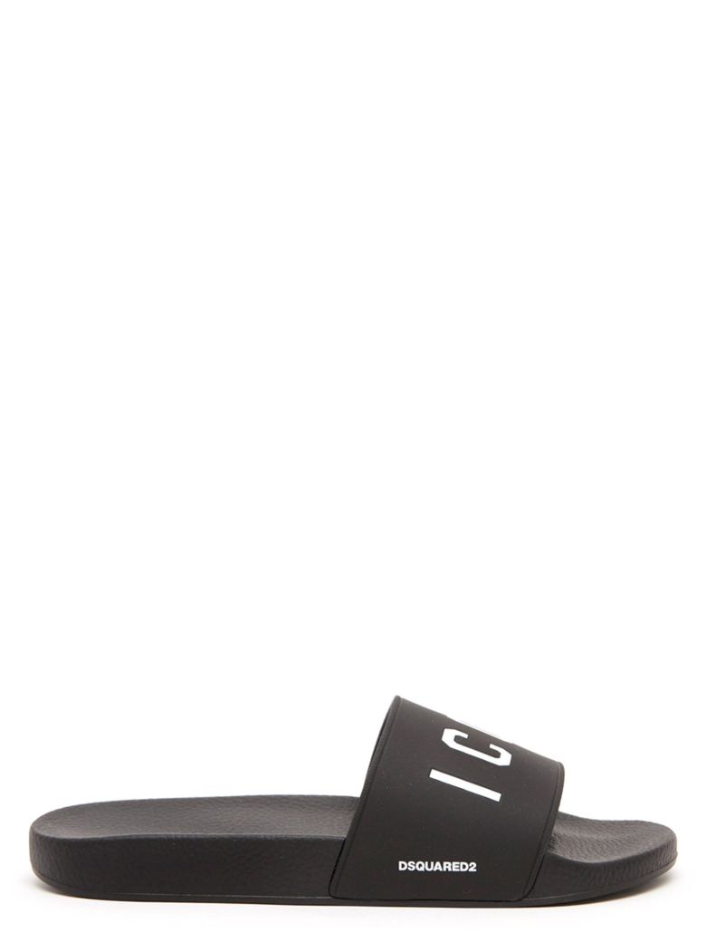 Dsquared2 'icon' Shoes - Black