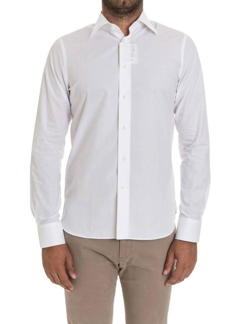G. Inglese G Inglese Cotton Shirt - White