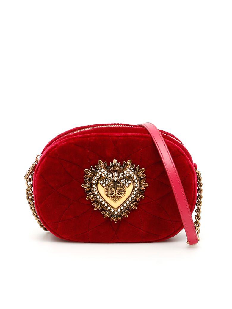 Dolce & Gabbana Devotion Camera Bag - AMARENA (Purple)