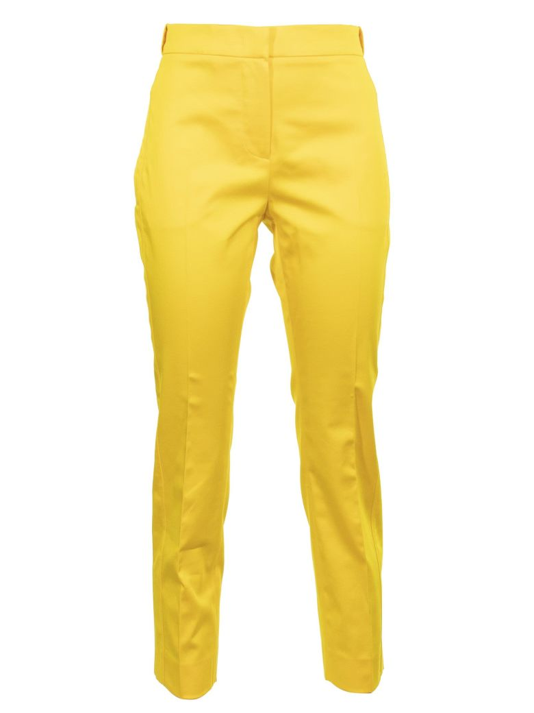 Max Mara Papy Trousers - YELLOW