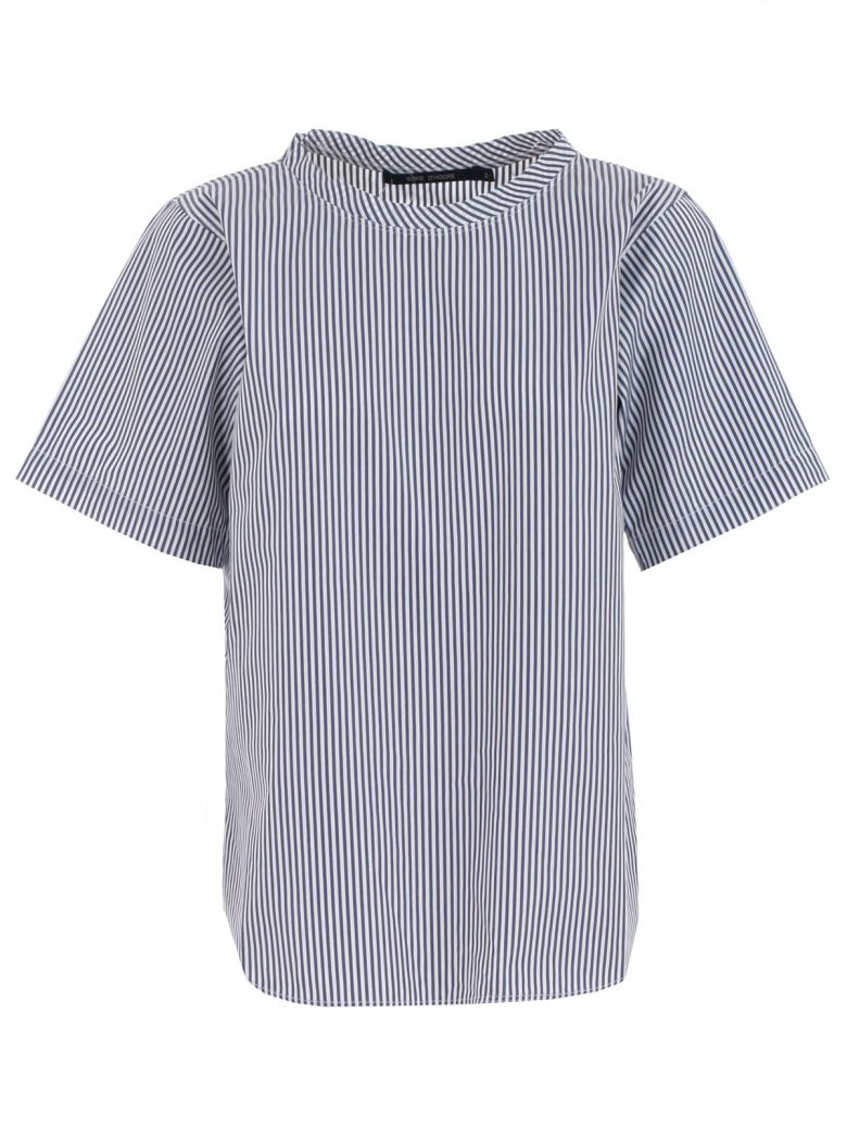 Sofie d'Hoore Striped Top - Blue