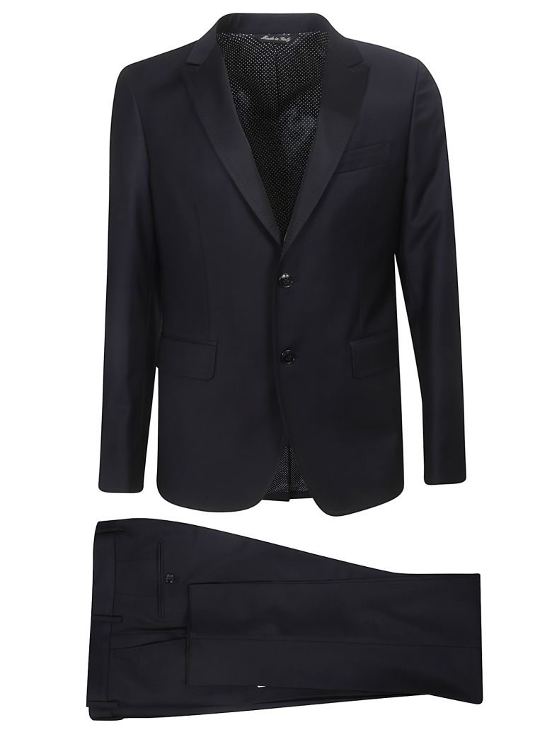 Brian Dales Single Breasted Blazer - Basic