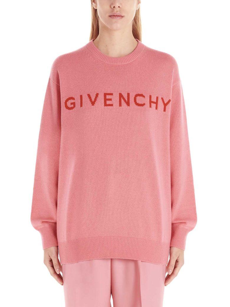 Givenchy Sweater - Fuchsia