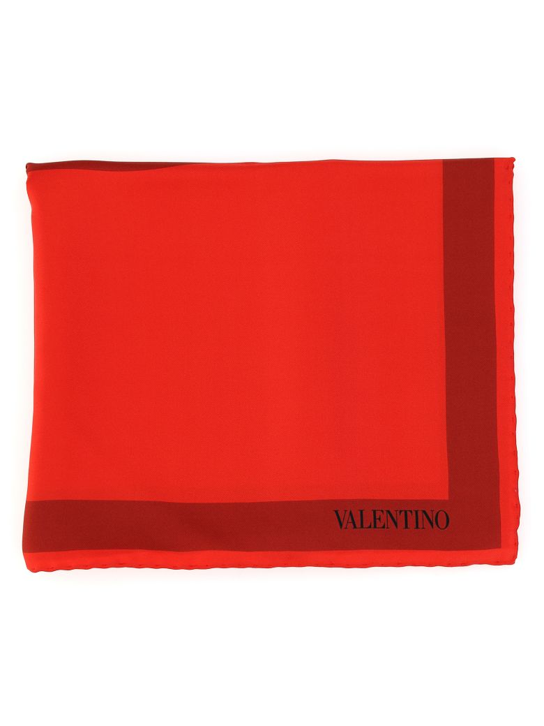 Valentino Garavani Foulard - Red