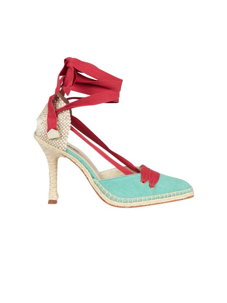 Castañer by Manolo Blahnik Castaner High Heel Sandals - Verde