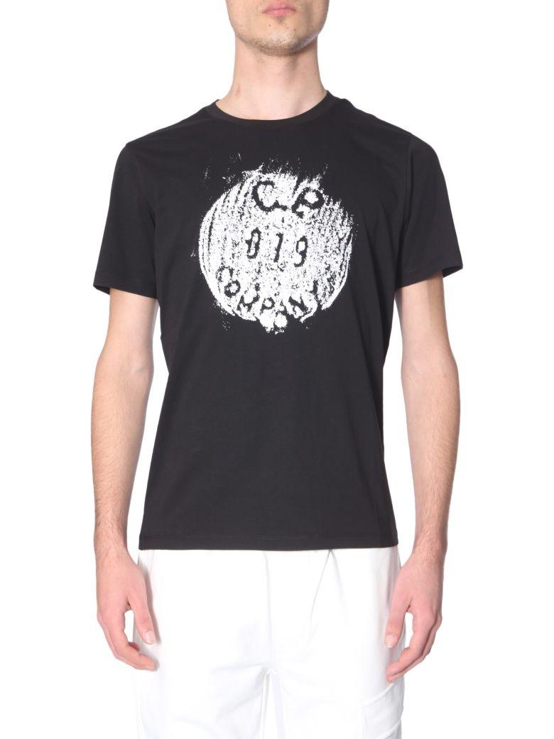 C.P. Company 30/1 Jersey T-shirt - NERO