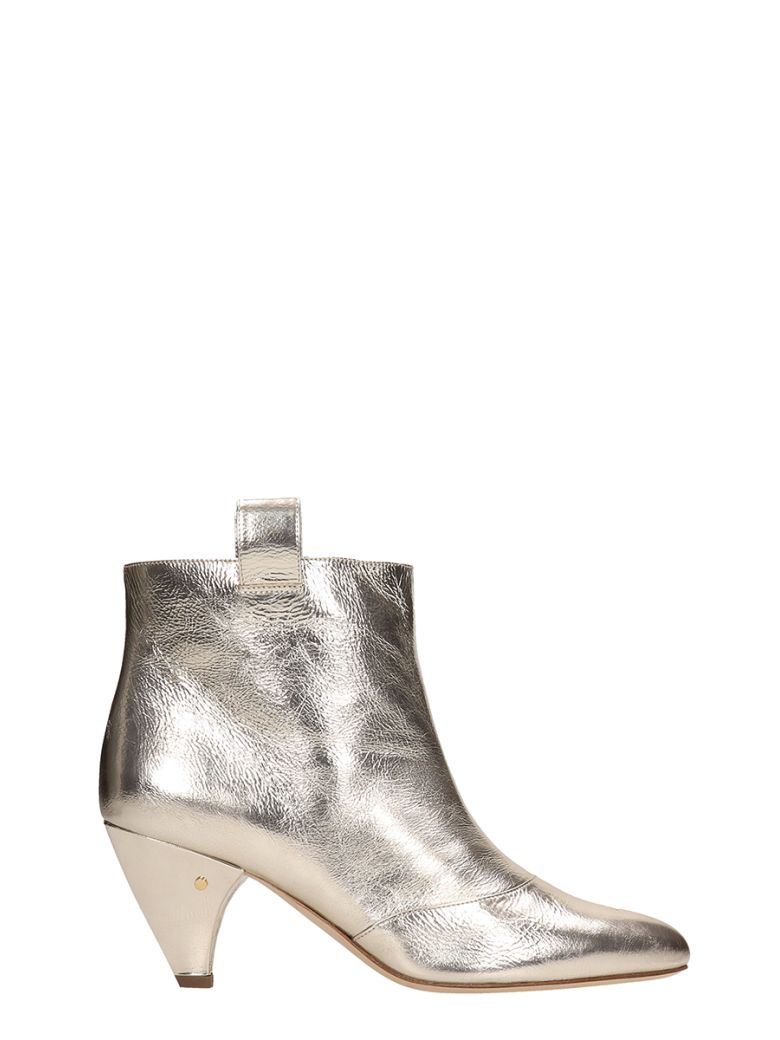 Laurence Dacade Terence Ankle Boots - Gray