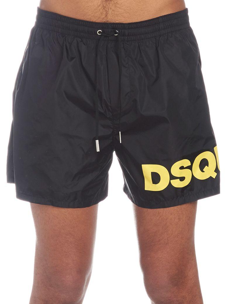 Dsquared2 Beachwear - Black