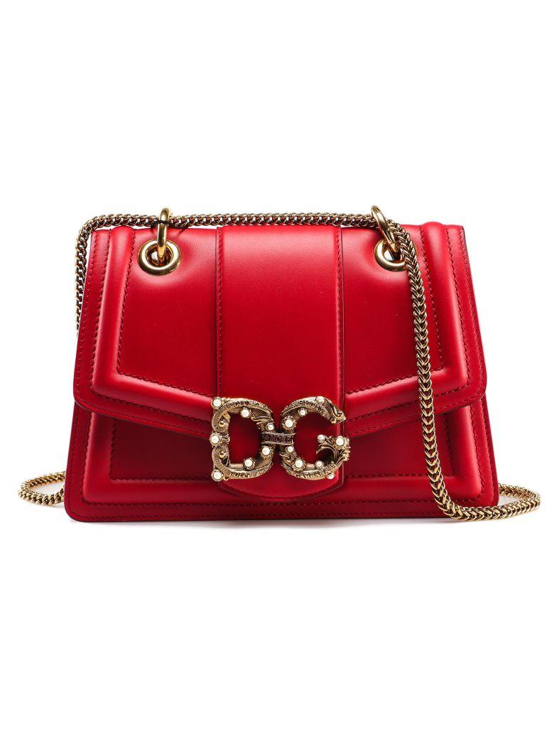 Dolce & Gabbana Dg Amore Shoulder Bag - Basic