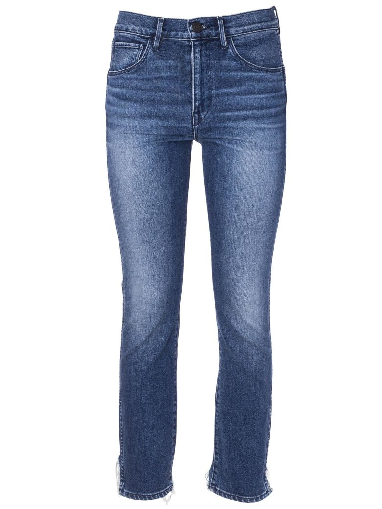 3x1 Cropped Jeans - Cammi