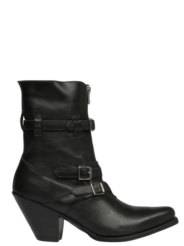 Celine Berlin Ankle Boots - No
