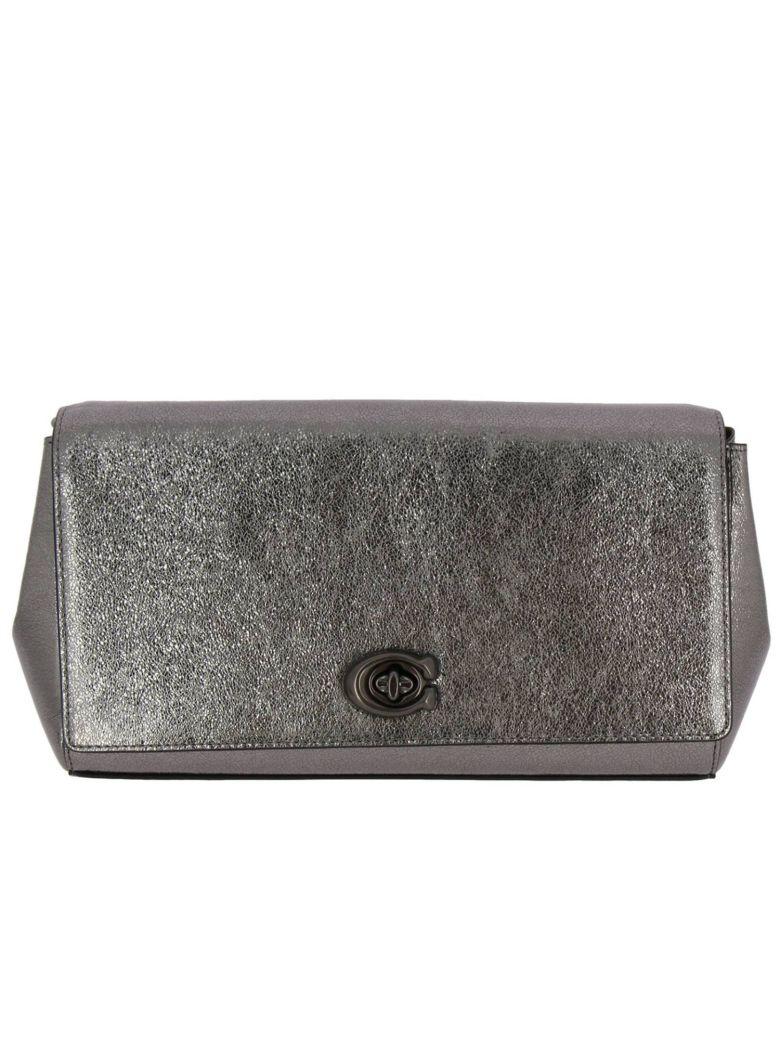 Coach Mini Bag Shoulder Bag Women Coach - grey