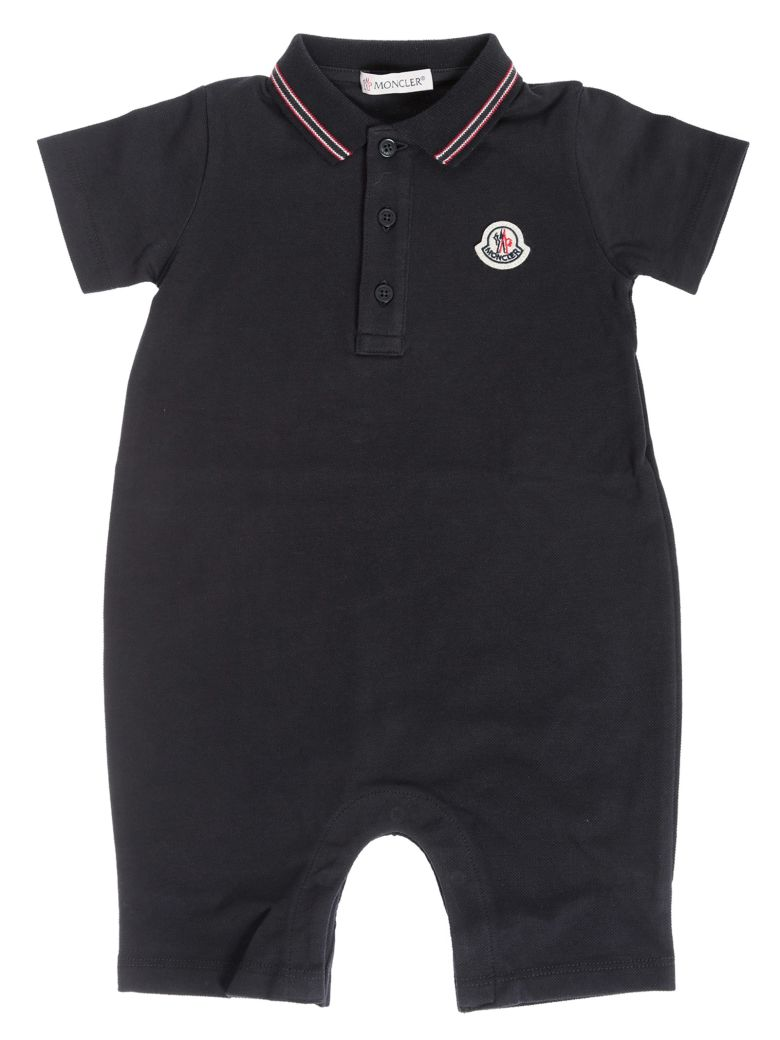 Moncler Collar Rompers