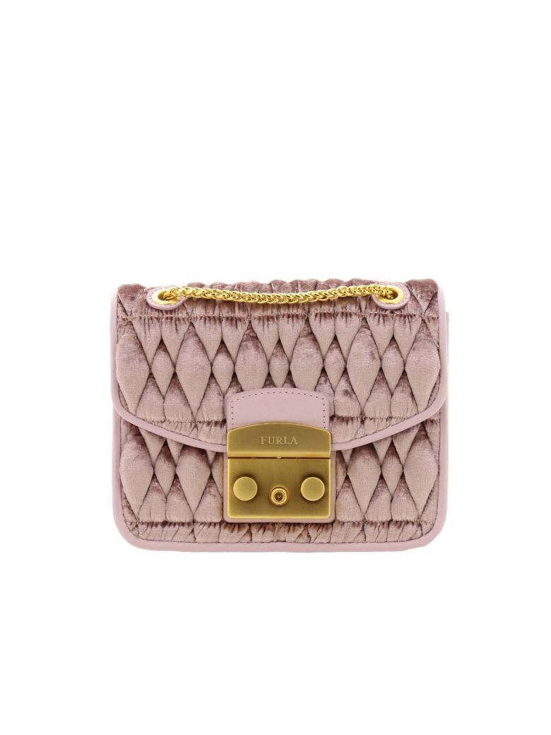 Furla Mini Bag Shoulder Bag Women Furla - pink