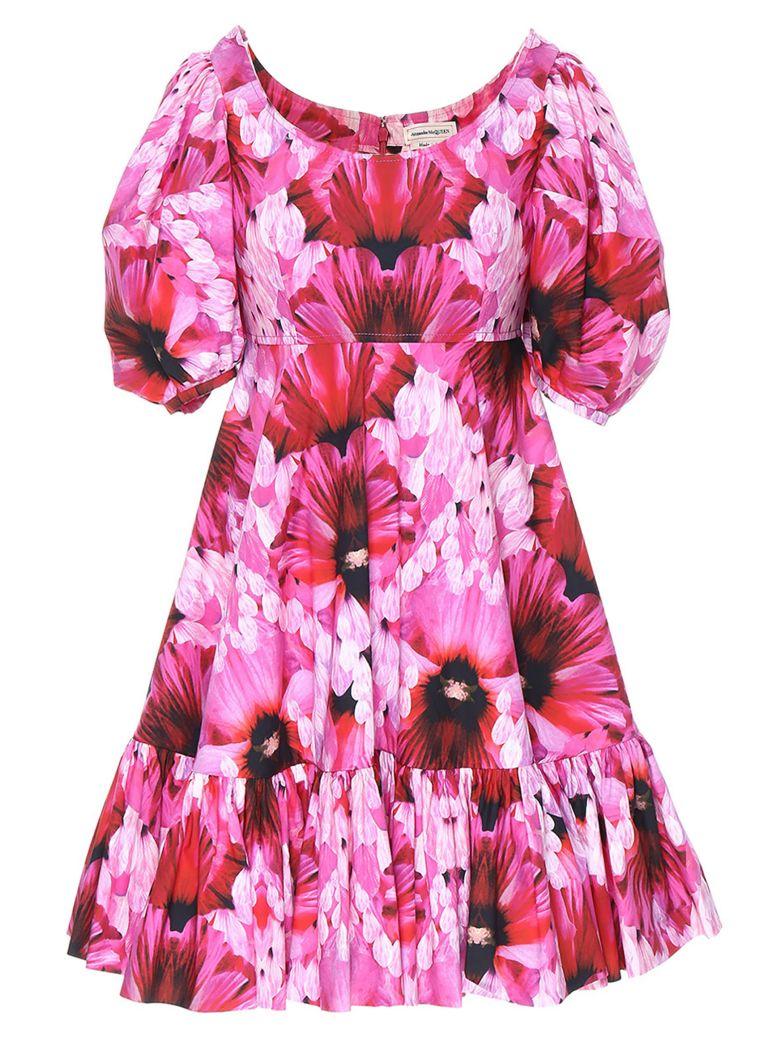 Alexander McQueen Dress - Fuxia