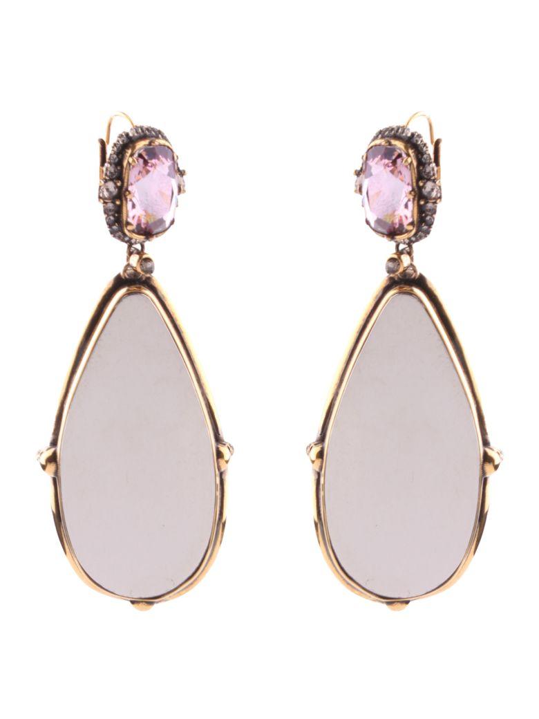 Alexander McQueen Earrings - Oro