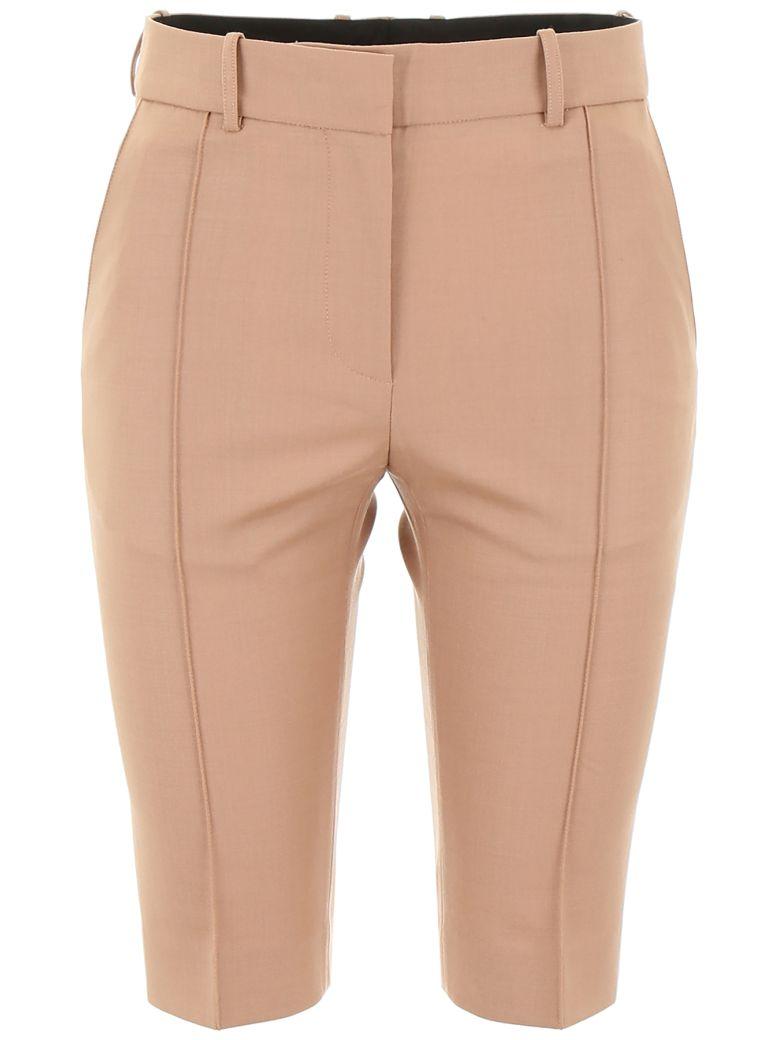Rokh Wool Blend Trousers - CAMEL (Beige)
