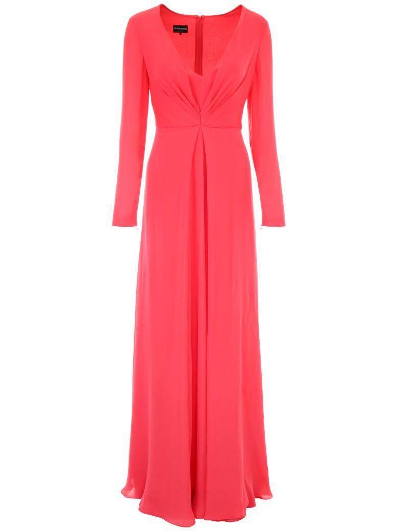 Giorgio Armani Long Silk Dress - Basic