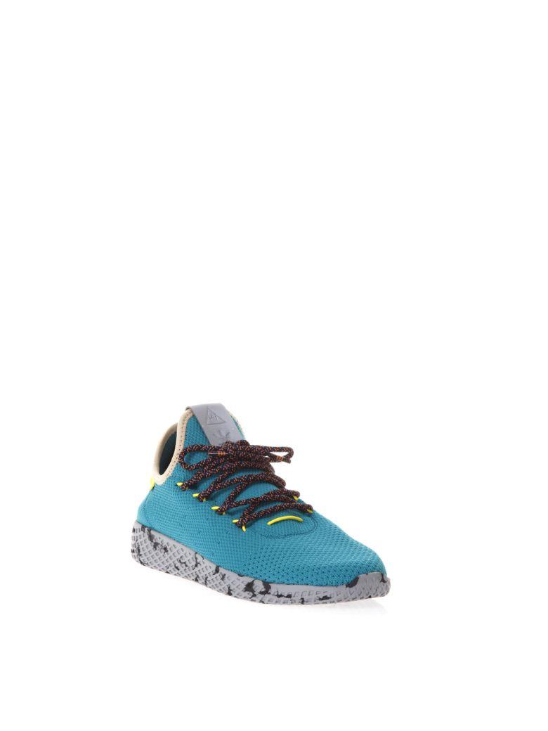 Adidas by Pharrell Williams Tennis Hu Primeknit Shoes - Basic