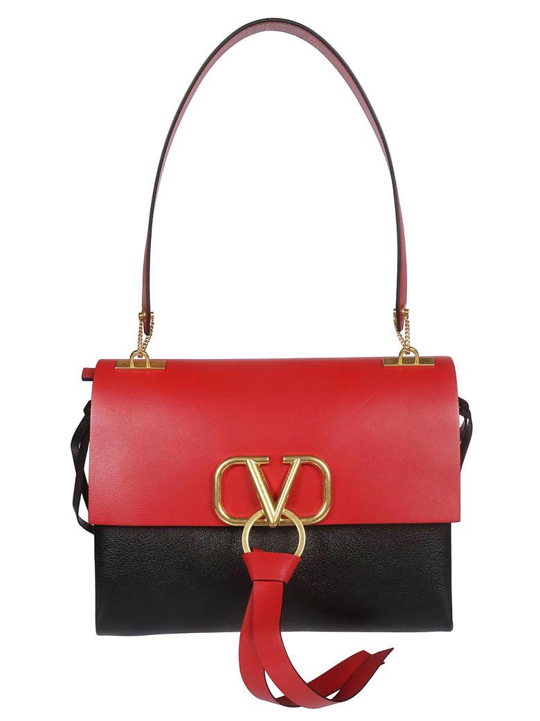 Valentino Logo Shoulder Bag - Basic