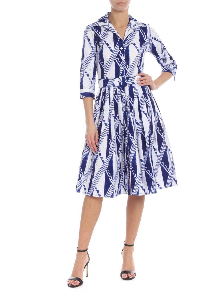 Samantha Sung   Dress - Cobalto