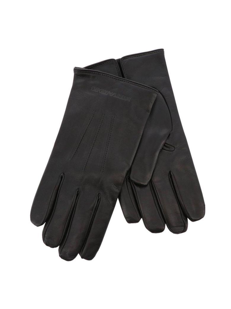 Emporio Armani Gloves Gloves Men Emporio Armani - dark