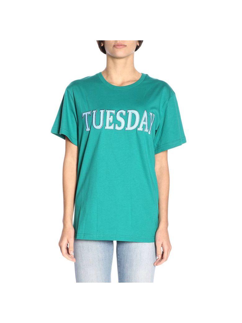 Alberta Ferretti T-shirt T-shirt Women Alberta Ferretti - green