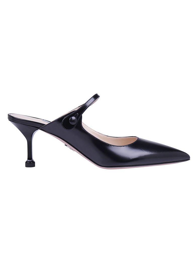 Prada Sandals - Black