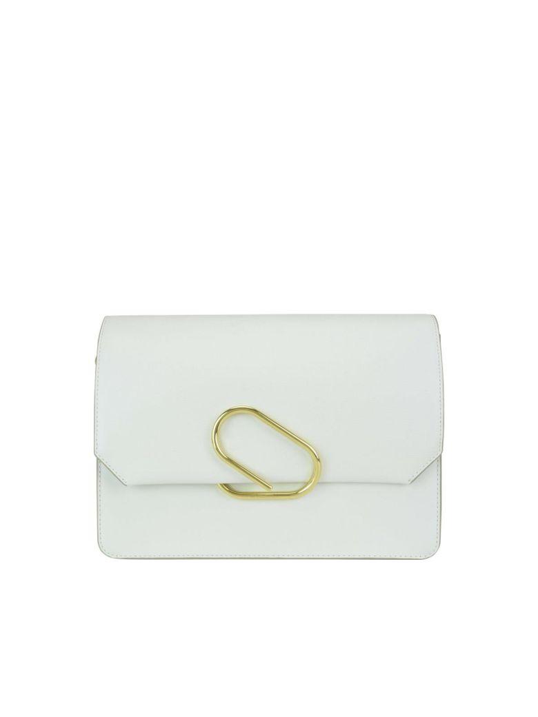 3.1 Phillip Lim Alix Shoulder Bag - Ant. white