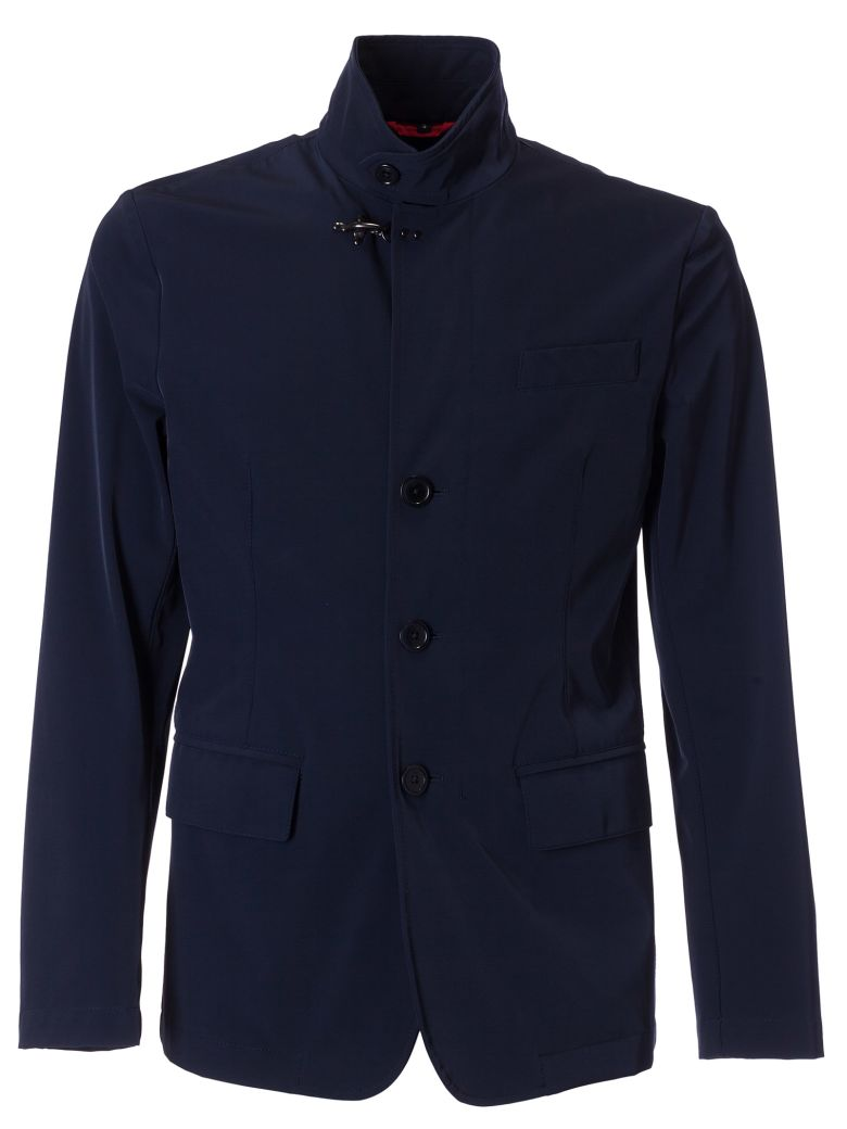 Fay Buttoned Jacket