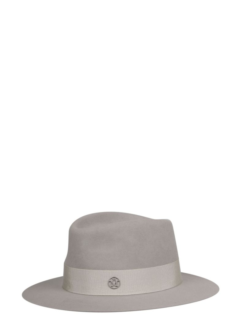 Maison Michel Hat - Pearl Grey
