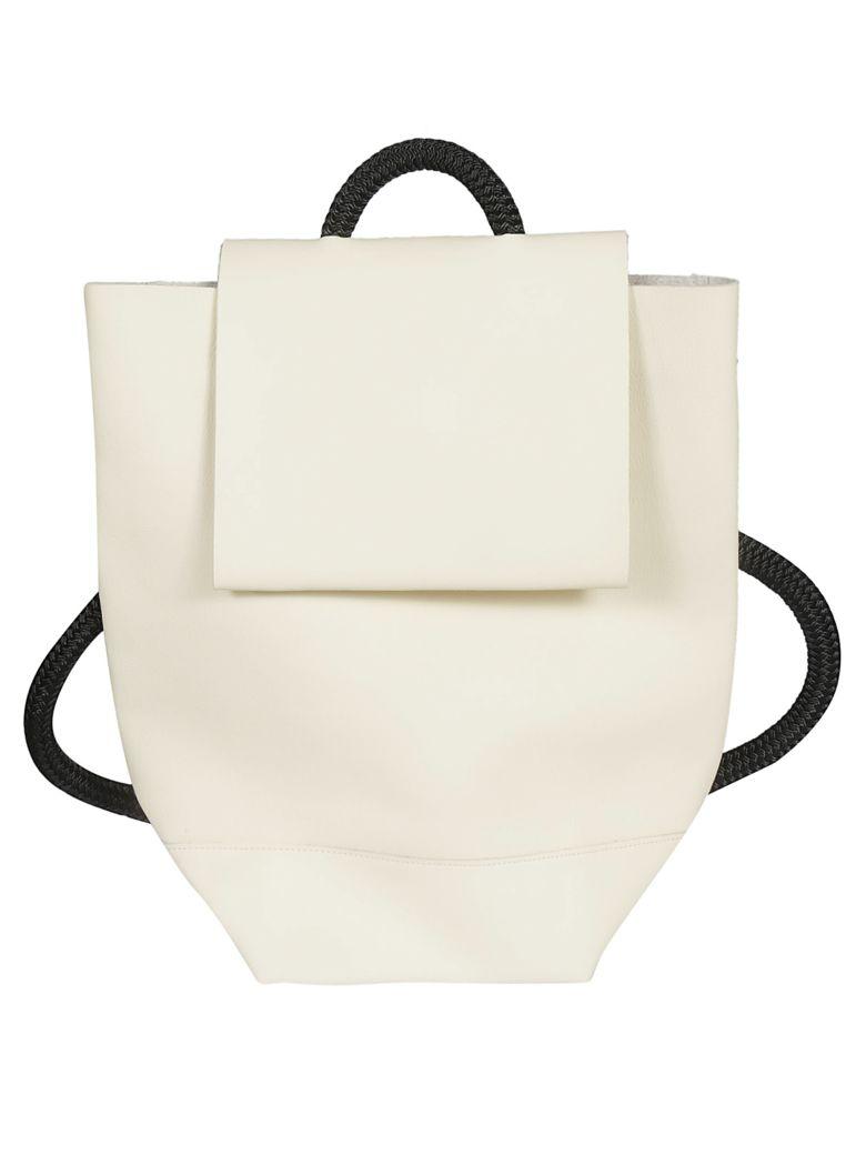 Zucca Logo Detail Backpack - Basic