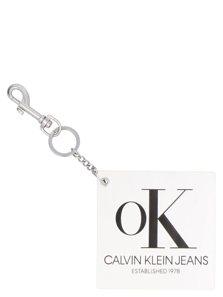 Calvin Klein Keyring - Black&White