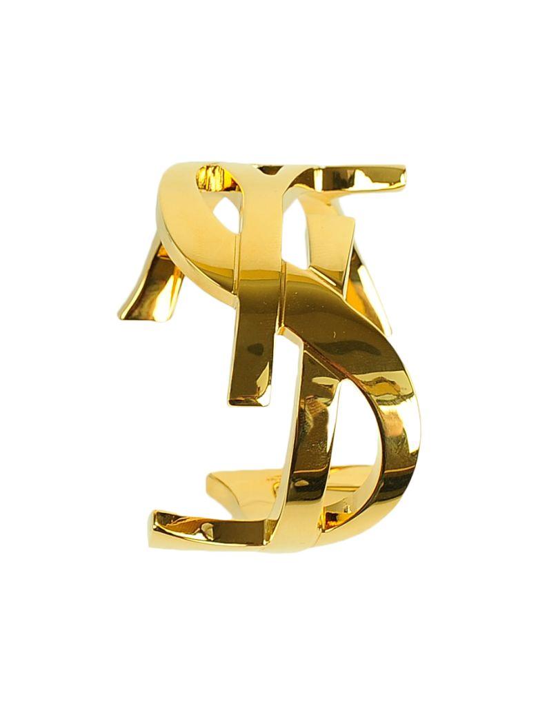 Saint Laurent Bracelet - Gold