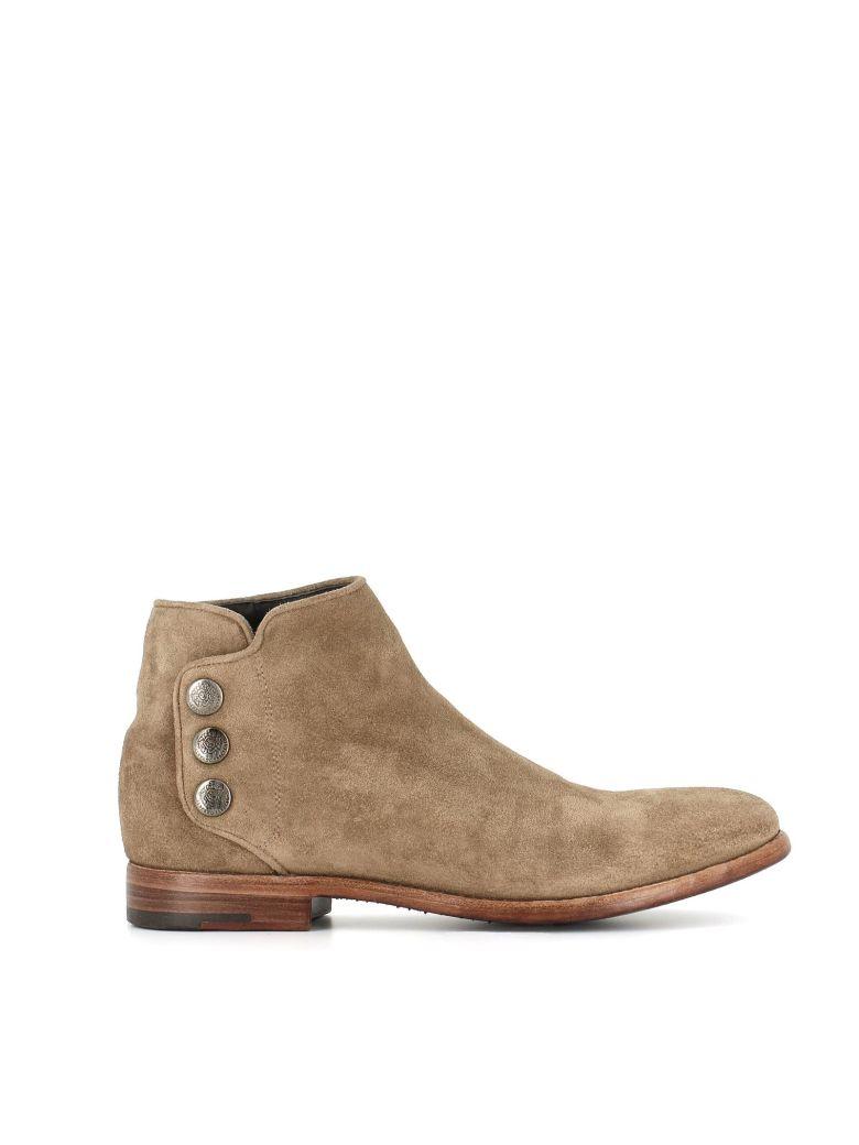 "Alberto Fasciani Ankle Boots ""perla 37018"" - Beige"