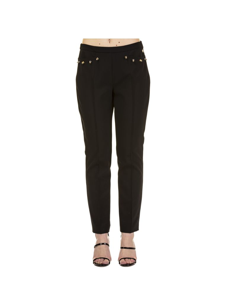 Versace Collection Trousers - BLACK