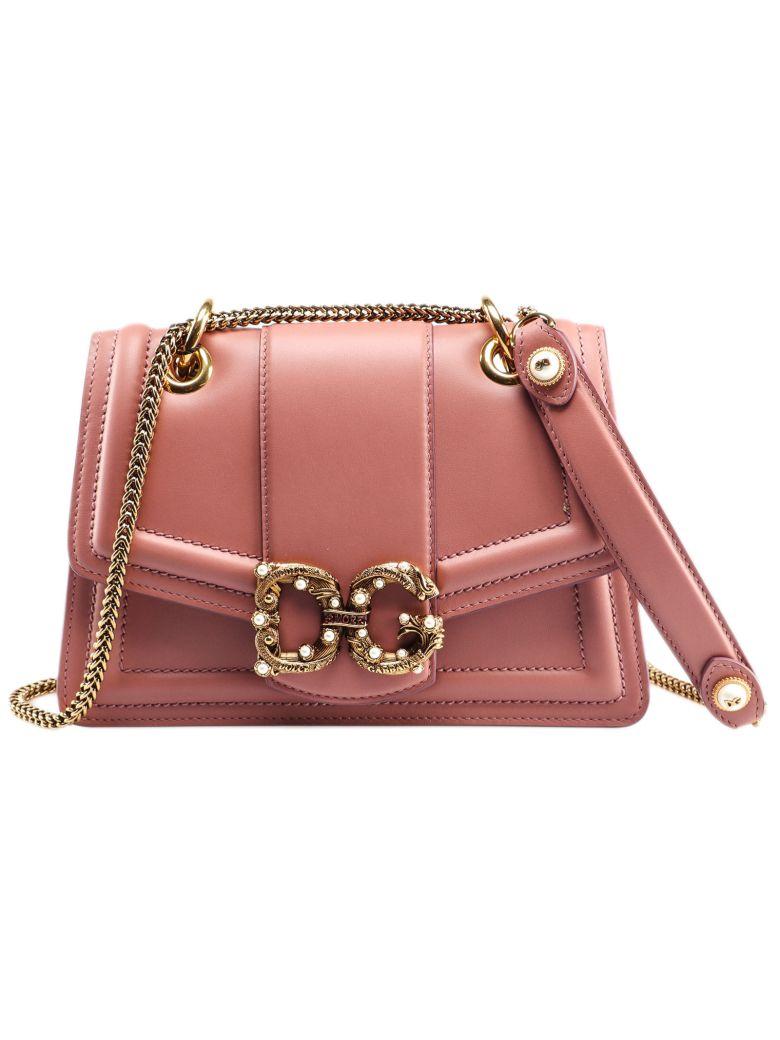 Dolce & Gabbana Calfskin Shoulder Bag - Basic