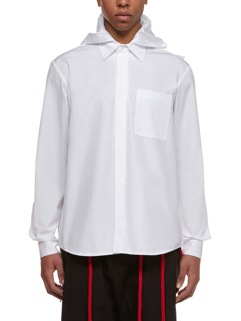 Craig Green Hooded Shirt - White