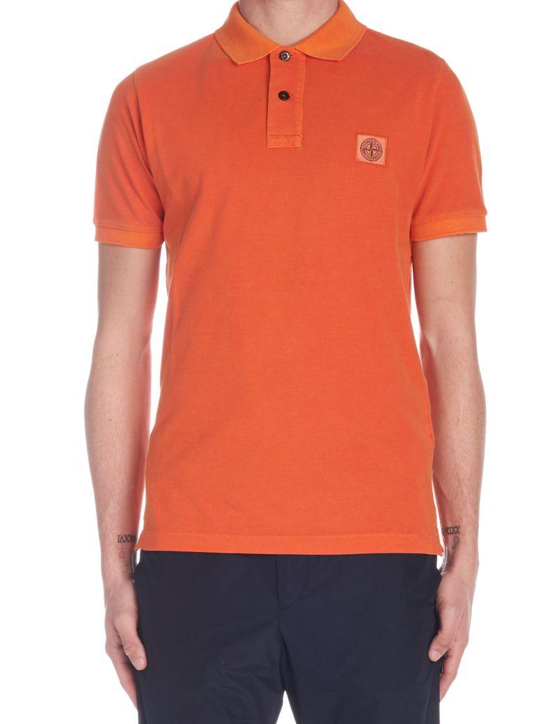 Stone Island Polo - Orange