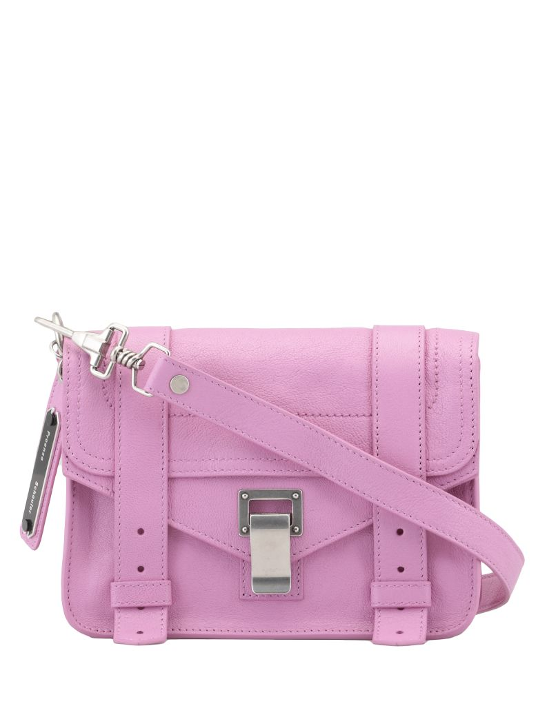 Proenza Schouler Ps1 Mini Crossbody Bag - lilac