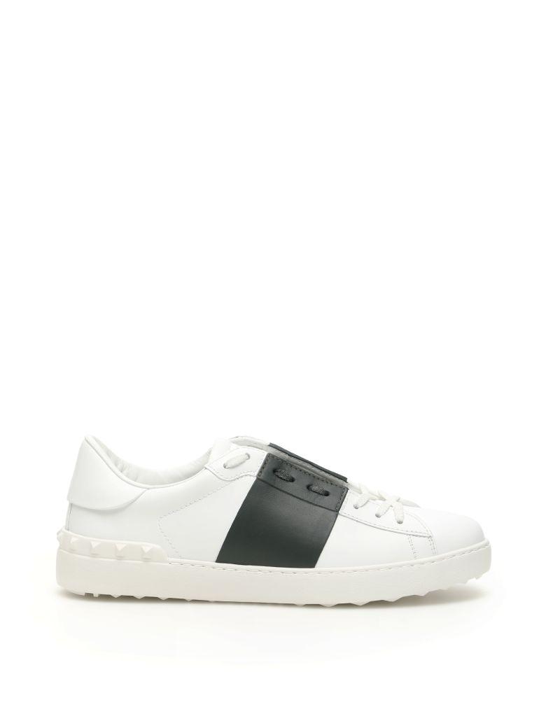 Valentino Open Sneakers - BIANCO MOUNTAIN (White)