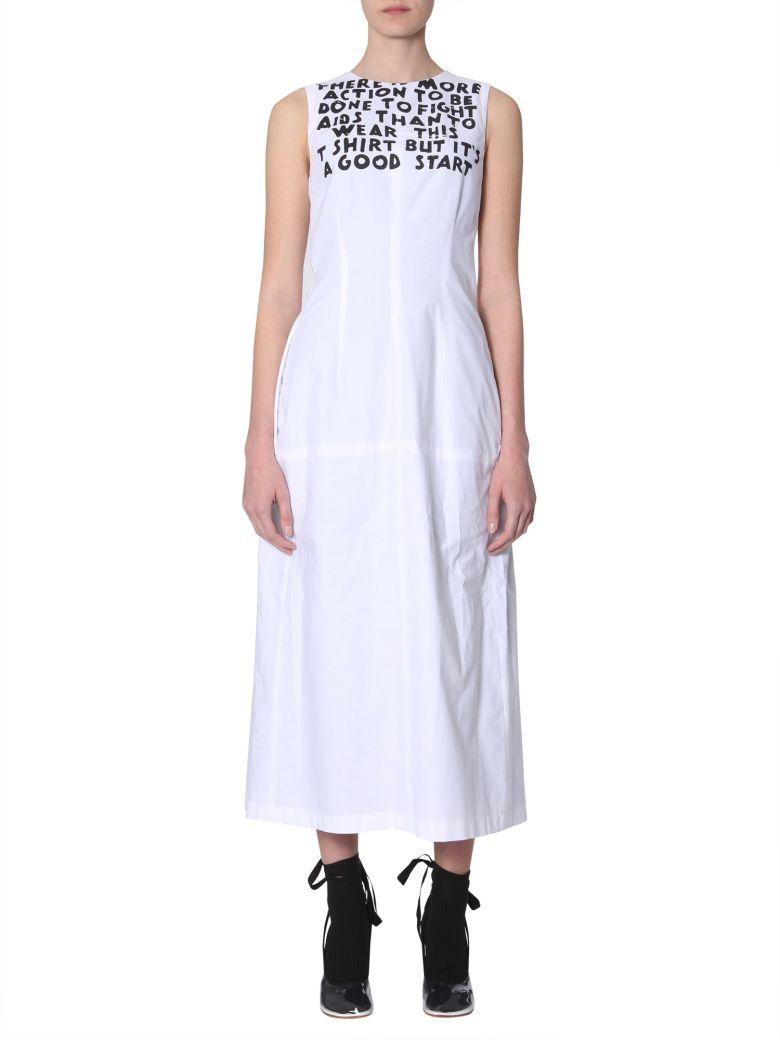MM6 Maison Margiela Maxi Dress - NERO